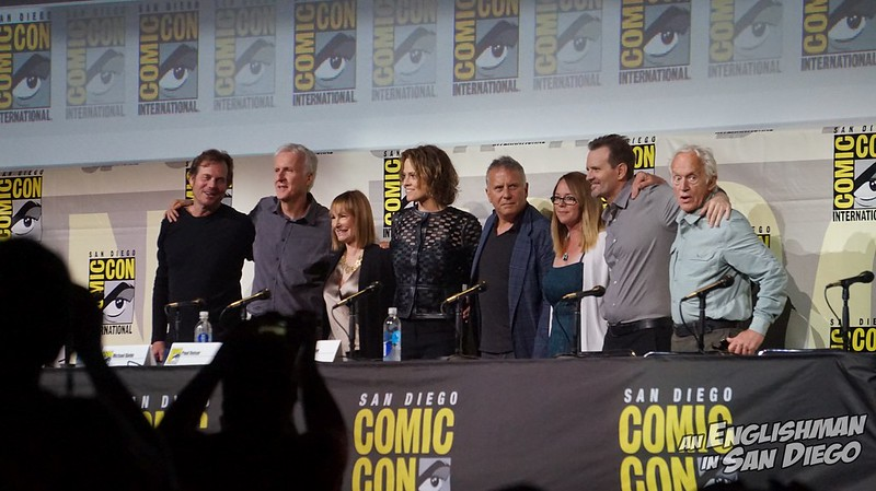 image - SDCC 2016 (Aliens 30th Anniversary Panel, Bill Paxton) 10