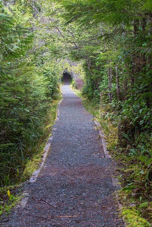 Vancouver Island. Cape Scott Provincial Park