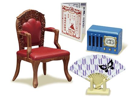 【新增官圖&販售資訊】RE-MENT「大正浪漫宅邸」濃郁復古風格盒玩!ぷちサンプル はいから大正ロマン邸