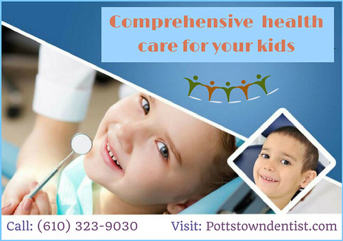 Get an Advanced Dental Treatment for Your Kids