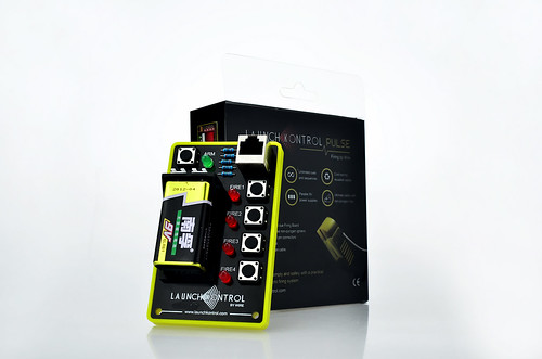 Launch Kontrol by Wire - The Next Generation