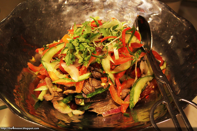 The Line - Salad