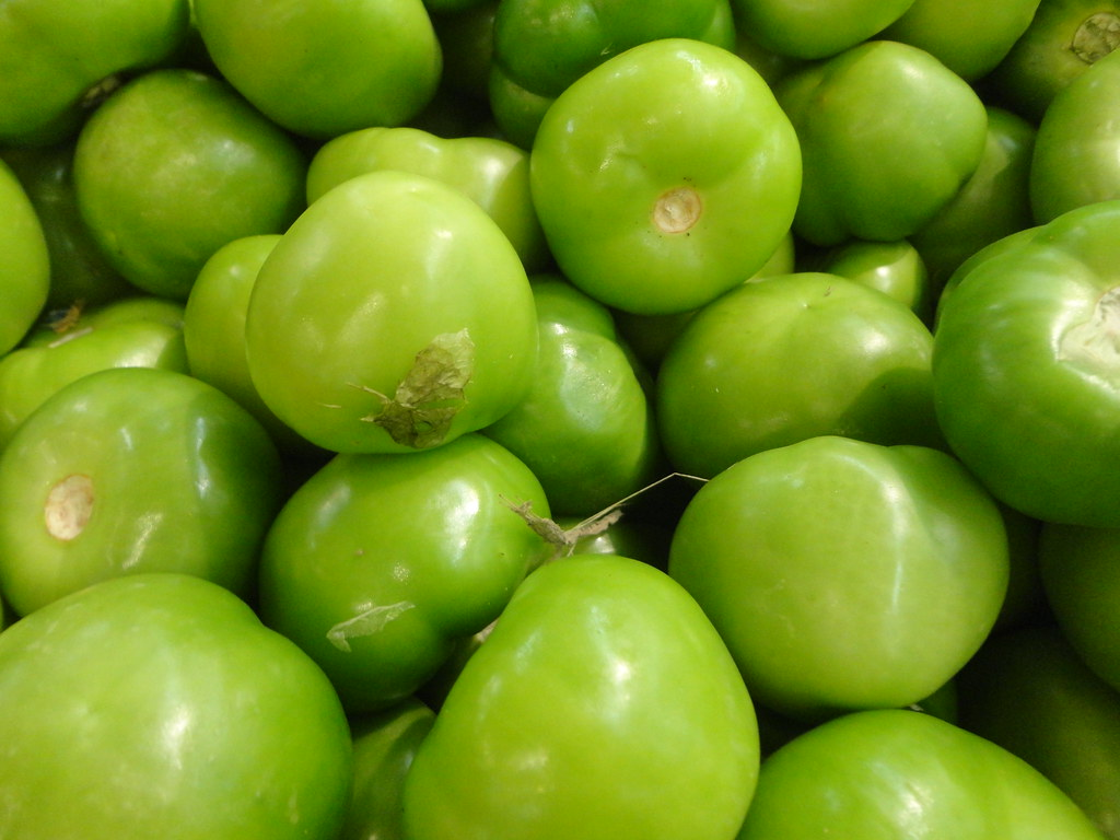 tomatillos raw