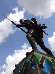 Know more about the Askari monument - Things to do in Dar es Salaam