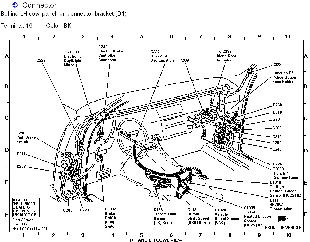8836116772_a9b80fc4fe_b wiring diagram needed 4 6l based powertrains crownvic net,Crown Vic Wiring Diagram