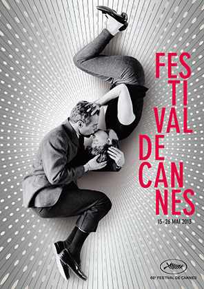 Cartaz oficial Festival de Cannes