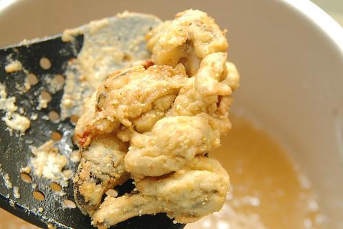 recipe: new england fried clams. III.