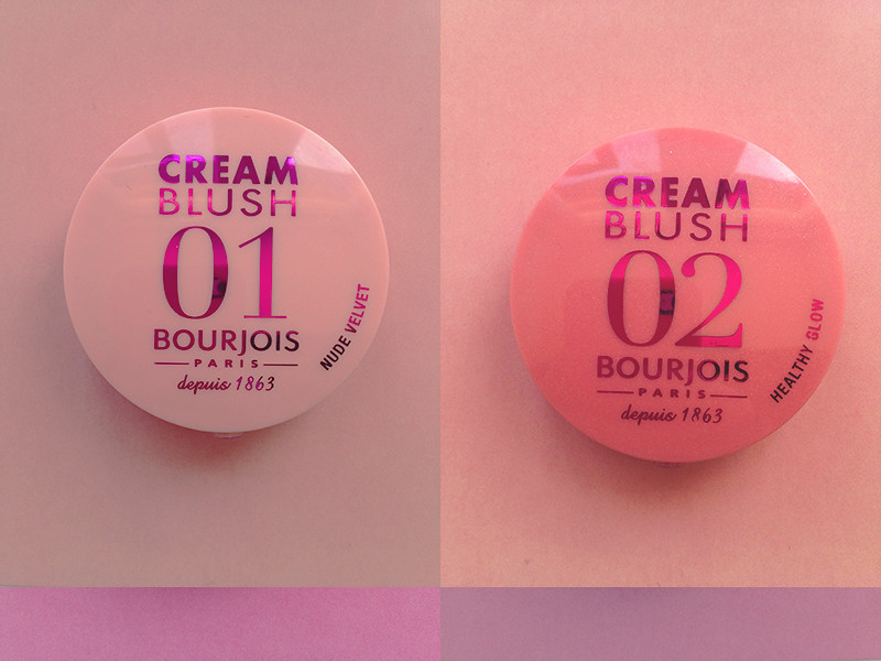 Bourjois Paris Cream Blush 4