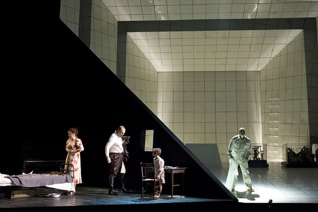 The Royal Opera's Wozzeck © ROH / Bill Cooper 2006