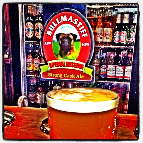 Bullmastiff, Strong Cask Ale