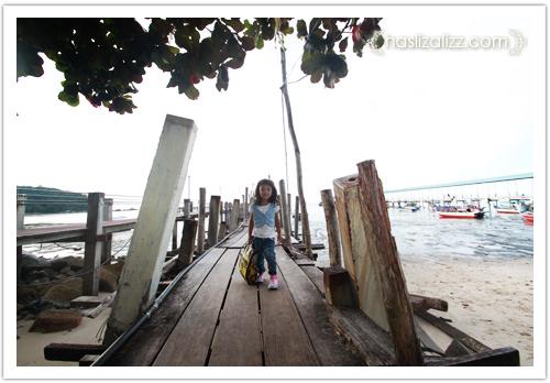 9061348391 faf52320ef o Pemandangan di jeti teluk bahang pulau pinang