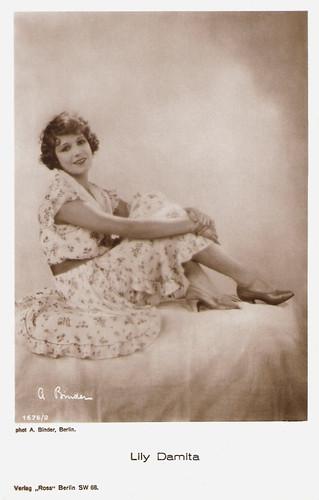 Lily Damita