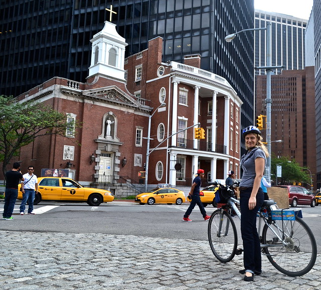 biking tours nyc