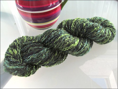 Witches Tresses handspun