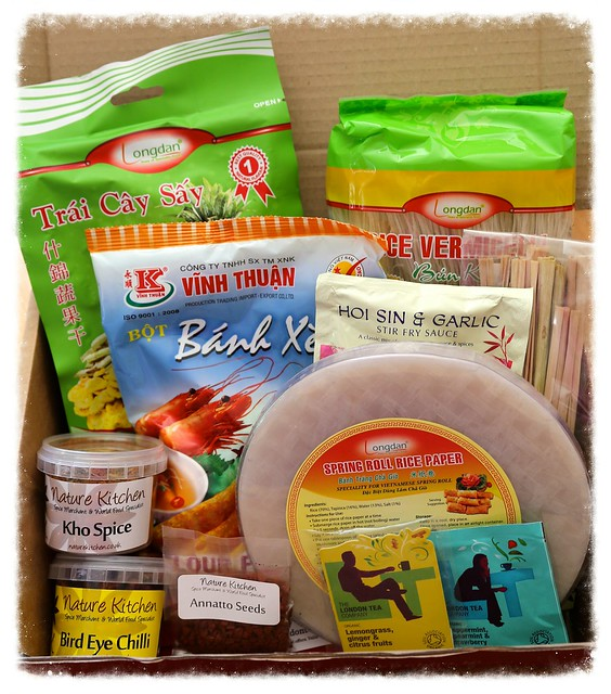 Kitchen Nomad box - Vietnam