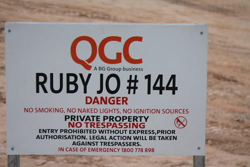 IMG 2354 Another Australian Shame - Tara Gas Hub QLD.