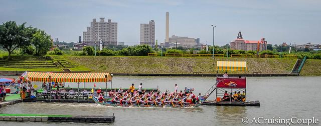 Yilan Dragon Boat Festival