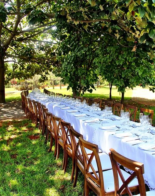 Gastronômade Brasil: ingressos para os banquetes ao ar livre já estão à venda
