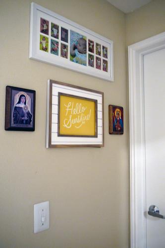 Hallway July 2013