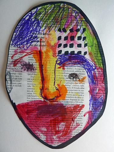 pintura caminoroque