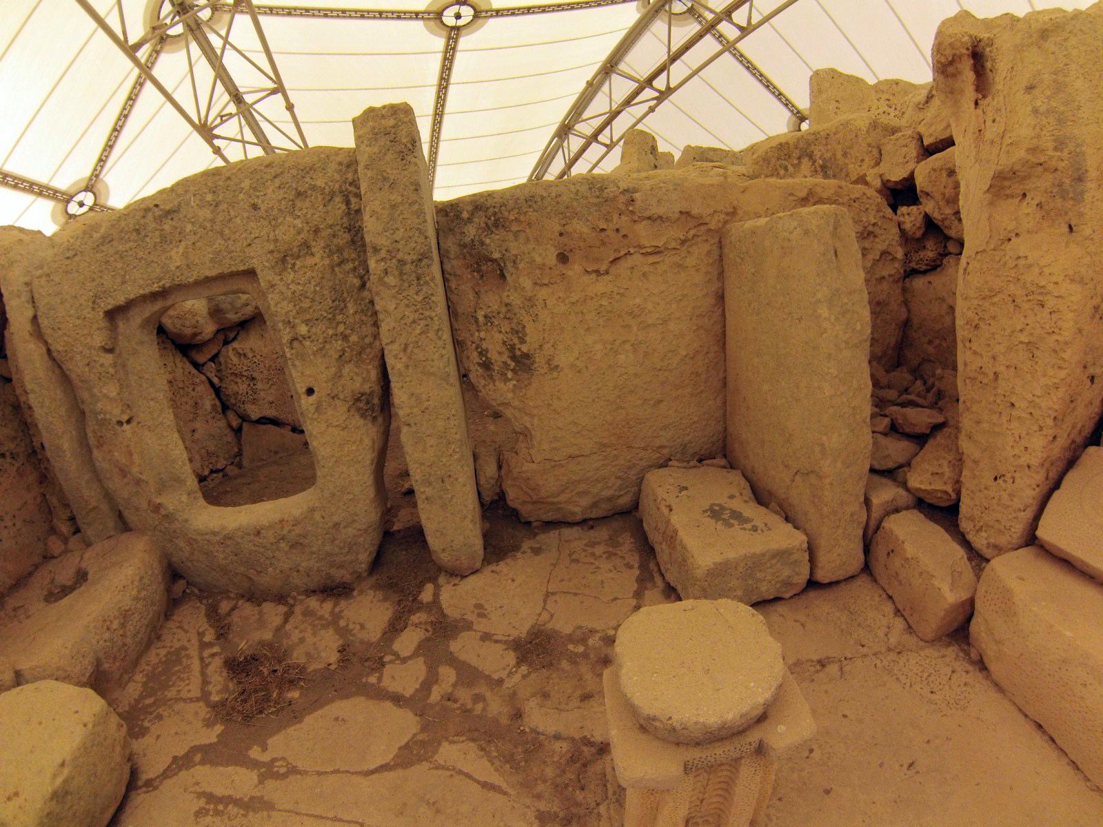 Templos de Hagar Qim y Mnajdra templos de hagar qim y mnajdra en malta - 9396304068 e585066b4a o - Templos de Hagar Qim y Mnajdra en Malta