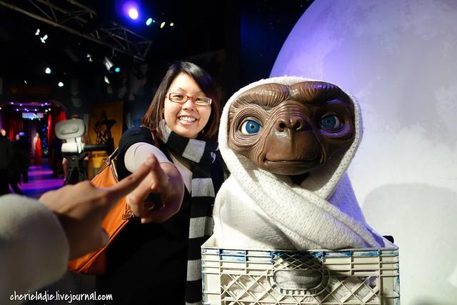 E.T. & Cindy