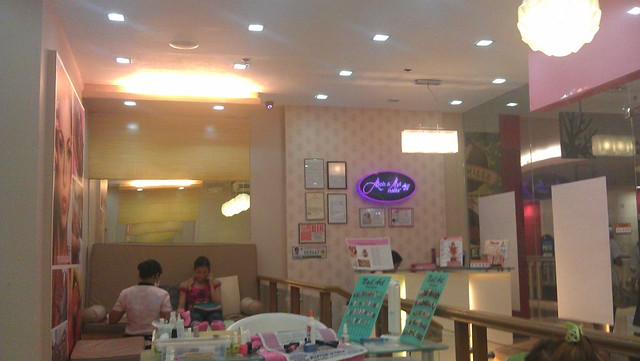 child friendly nail salon mich myl nail salon sm fairview earthlingorgeous. Black Bedroom Furniture Sets. Home Design Ideas