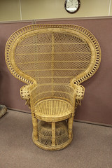 furniture, wicker, antique, chair, flooring,