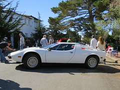 porsche 904(0.0), race car(1.0), automobile(1.0), maserati merak(1.0), vehicle(1.0), performance car(1.0), land vehicle(1.0), luxury vehicle(1.0), supercar(1.0), sports car(1.0),