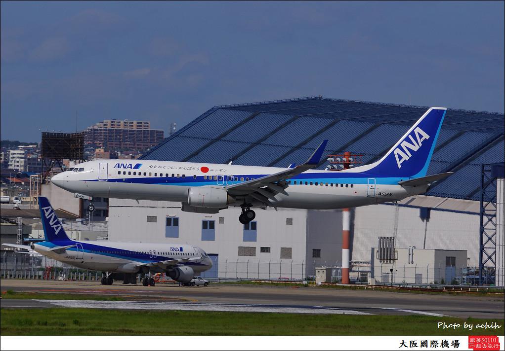 All Nippon Airways - ANA (Air Nippon - ANK) JA55AN-003