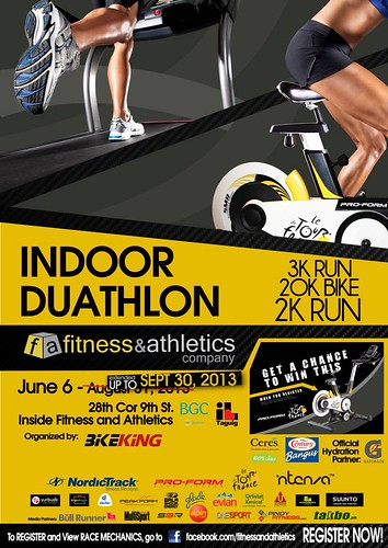 Indoor Duathlon