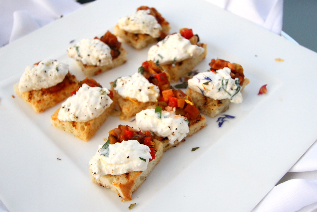 The Lighthouse: Bruschetta