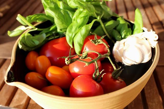 Fresh Tomato Pesto 1