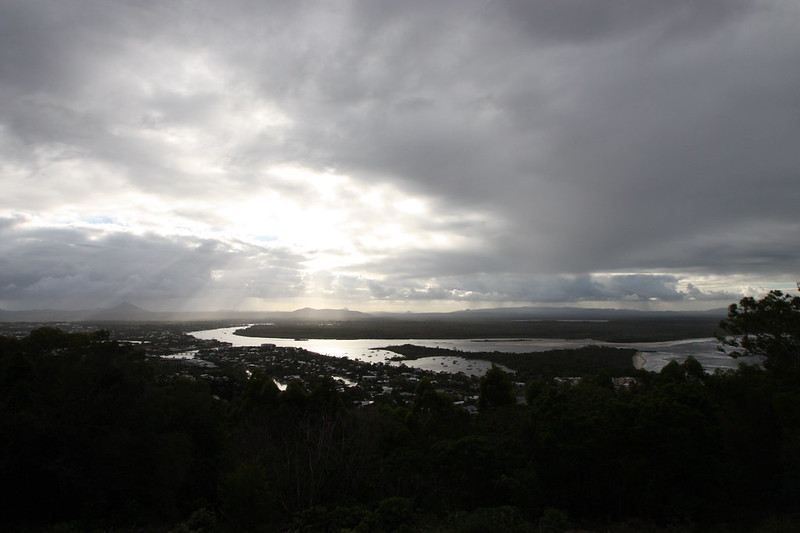 View over Noosa
