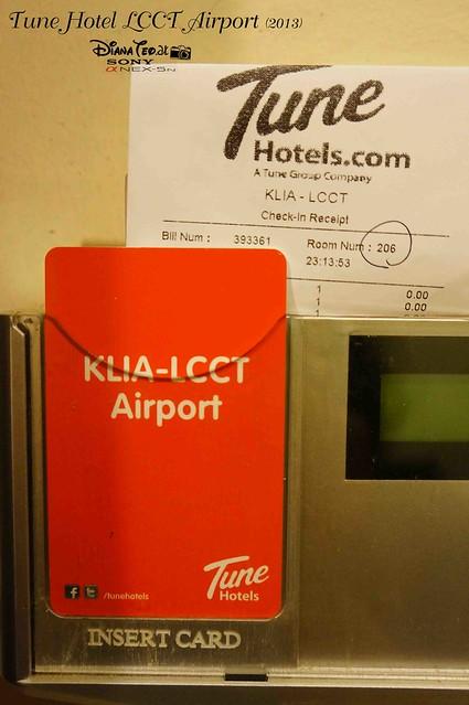 Tune Hotel LCCT Airport 07