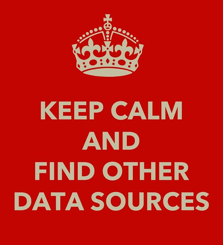 KEEP-CALM-AND-FIND-OTHER-DATA-SOURCES---KEEP-CALM-AND-CARRY-ON-Image-Generator---brought-to-you-by-the-Ministry-of-Information