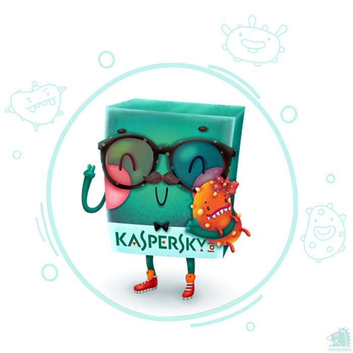 Kaspersky lab Hipster