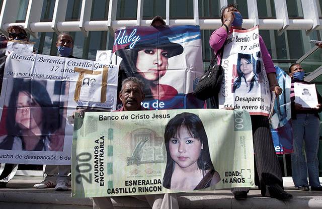 MEXICO-VIOLENCE-PROTEST