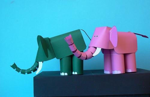 Flexi-Elephant
