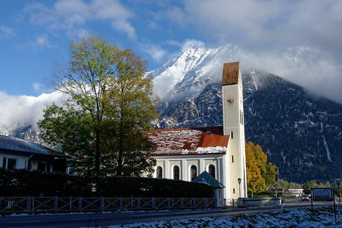 Pfarrkirche St. Ludwig in Oberau