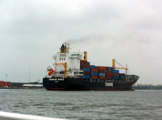 Cartagena cargo ship