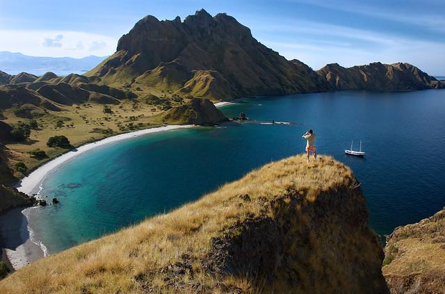 Padar island - Indonesia