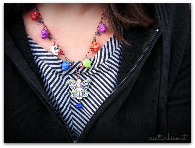 Day of the Dead Jewelry by Regina Lord