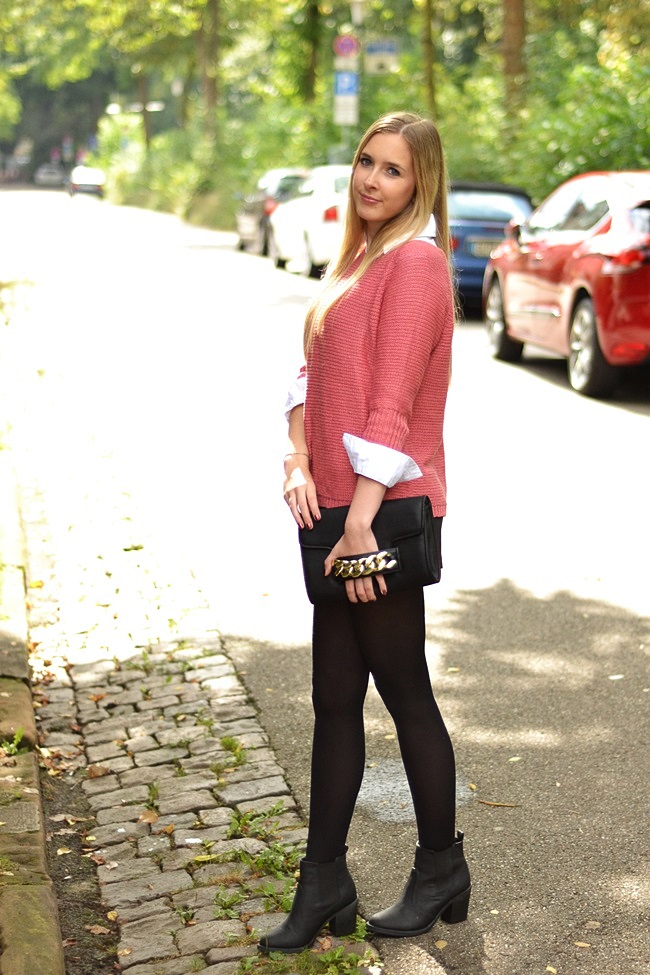 Outfit schick in Rosa (5)