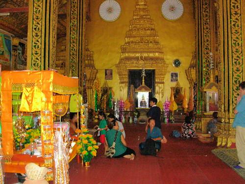 Vientiane 2007-Wat Simuang (6)