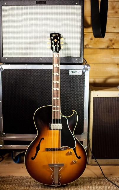 Photo:Gibson 1959 VOS ES-175-3 By Martin Hesketh