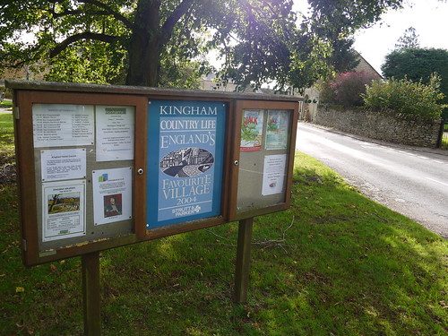 Kingham - a village favourite