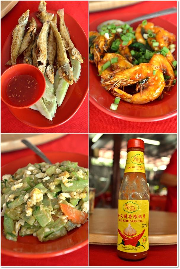Sitiawan Seafood Fares