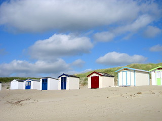 Strandhausreihe