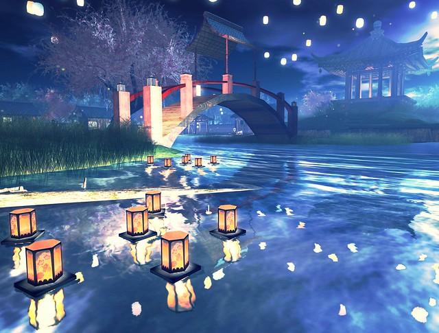 Water Lantern Festival (6)